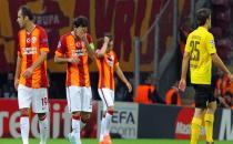 Galatasaray: 0 - Borussia Dortmund: 4