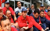 Gaziemir Belediyesinde işten çıkarma