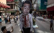 Hong Kong lideri: Dış güçler devrede
