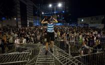 Hong Kong'da 'ayaklar baş olacak' korkusu