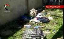 Humus'ta bombalı araçla saldırı: Çoğu çocuk en az 22 ölü