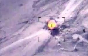 İngiltere'den Irak'a ilk saldırı