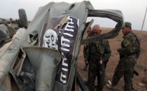 IŞİD havaya uydu!