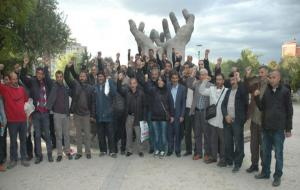 İŞKUR işçilerinin direnişi Van'da devam edecek