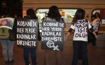 Kadınlardan Kobane'ye yaşam koridoru