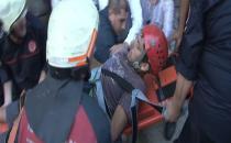 Kağıthane'de inşaatta göçük : 1 kişi toprak altında kaldı