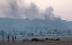 Kobanê direnişi 42. gününde: IŞİD takviye güçlerle saldırıyor