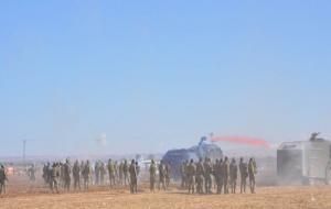 Kobanê sınırında asker saldırısı