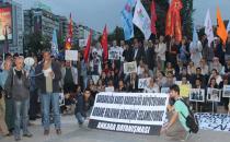 Kobanê'deki katliamlara karşı eylemler sürüyor