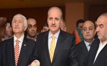 Kurtulmuş: Kobani'de Kuzey Irak yönetimi konuşlansın