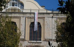 Marmara Üniversitesi'nde Kobanê'ye destek eylemi