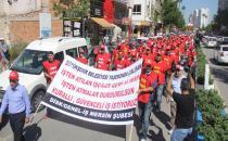 Mersin Büyükşehir Belediyesi'nde işçi kıyımı