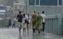 Meteorolojiden uyarı: Bu gece şiddetli yağış var