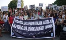 'Ortadoğu'daki kadın kırımı durdurulsun!'