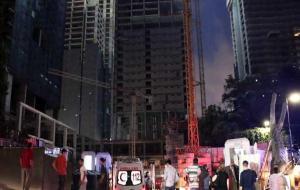 Torun Center inşaatında asansör yere çakıldı, 10 işçi öldü