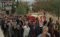 Rojava'da yaşamını yitiren Emek Gençliği üyesi Adın defnedildi