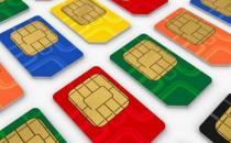 SIM kart gömülüyor