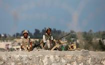 Sina'da kontrol noktasına saldırı: 25 asker öldü