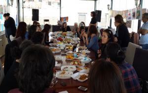 Suruç'a giden kadınlar deneyimlerini paylaştı