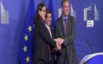 Türkiye ile AB arasında geri kabul anlaşması imzalandı