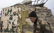 Ukrayna'da misket bombaları devrede