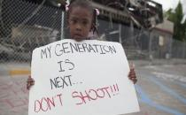 Uluslararası Af Örgütü: Ferguson'da polis insan haklarını ihlal etti