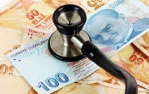 Vatandaş, sağlık için cebinden 14 milyar lira harcadı