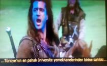 Yemek zammına karşı Mel Gibson'lu kampanya