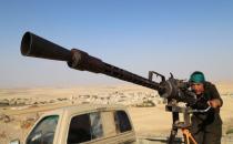 YPG ve peşmerge birlikte Şengal'i IŞİD'den temizliyor