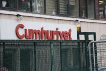 Cumhuriyet gazetesi: Aykut Küçükkaya'nın görevinden istifa etmesi şahsi kararıdır
