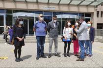 Gazeteci Özge Uyanık polisler hakkında suç duyurusunda bulundu