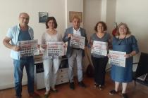 İzmir Gazeteciler Cemiyeti Başkan Adayı Mustafa Yılmaz büromuzu ziyaret etti