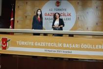 TGC Türkiye Gazetecilik Başarı Ödülleri sahiplerini buldu | Evrensel'e ödül verildi