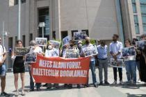 Polisin darbettiği gazeteciler suç duyurusunda bulundu