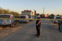 Konya'daki katliamı takip eden gazetecilere polis engeli