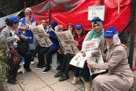 Avrupa Parlamentosu üyelerinden BİK'e mektup: Evrensel'e uygulanan yasağı kaldırın