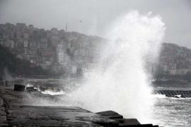 Meteorolojiden 'Kuğu fırtınası' uyarısı