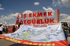 EMEP: İstanbul sahipsiz, ülke satılık değil! Ya kanal ya geleceğimiz!