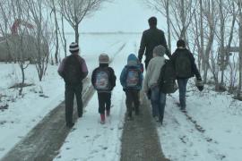 Meteorolojiden Bolu, Bursa ve Bilecik için kar yağışı uyarısı