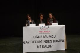"""""""Halkın haber hakkını savunan gazeteciler hala tehlikede"""""""