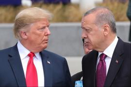 Beyaz Saray: Trump, Erdoğan'ı Libya konusunda uyardı