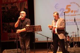 İzmir'de Evrensel'in 25. yılı etkinliği: Tüm baskılara karşı çeyrek asırdır ayakta