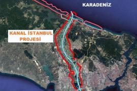 """Kartal'da gençler """"Kanal değil İstanbul"""" dedi"""