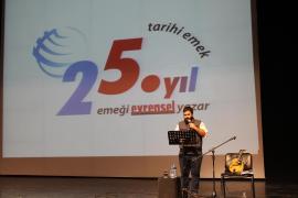 Adana'da Evrensel gazetesiyle dayanışma etkinliği düzenlendi