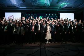 Gelecek Partisi kuruldu, partinin programı, tüzüğü ve Kurucular Kurulu açıklandı