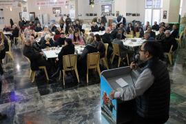 İskenderun'da Evrensel'le dayanışma: Yeni 25 yıllar için dayanağımız halk