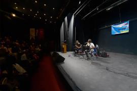 Çorlu'da Evrensel'le dayanışma konseri: Bugün dünden daha fazla ihtiyacımız var