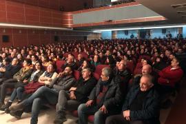 Kayseri ve Kırşehir'de 25. yılında Evrensel ile dayanışma etkinlikleri yapıldı