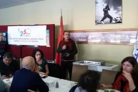 Zonguldak'ta Evrensel'le dayanışma kahvaltısı