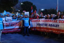 İstanbul İşçi Sendikaları Platformu: Taleplerimizi ortak mücadeleyle alabiliriz